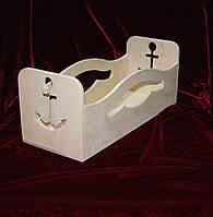 Короб для специй Якорь (32 х 12 х 12 см)