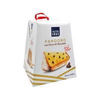 Nutri Free. Кекс Панеттоне шоколадной крошкой без глютена и лактозы  600 г  (8008696028508)