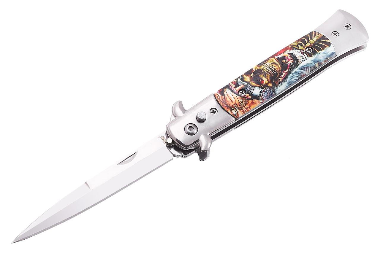 Нож выкидной 14072 D-1