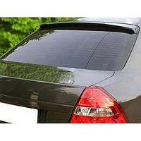 ANV air Козырек заднего стекла на Chevrolet Aveo T200/T250 '02-11 седан (на скотче)