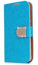 Чехол-книжка для Samsung Galaxy S5 mini G800 синий