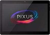 "Планшетный ПК Pixus Vision 2/16GB 4G Dual Sim Black; 10.1"" (1920х1200) IPS / MediaTek МТ6753 / ОЗУ 2 ГБ / 16 ГБ встроенной + microSD до 64 ГБ / камера"
