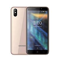 Смартфон Doogee X50L Dual Sim Gold (6924351655044)