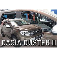Team Heko Дефлекторы окон на Renault Duster/Dacia Duster II '18- 5D (вставные)