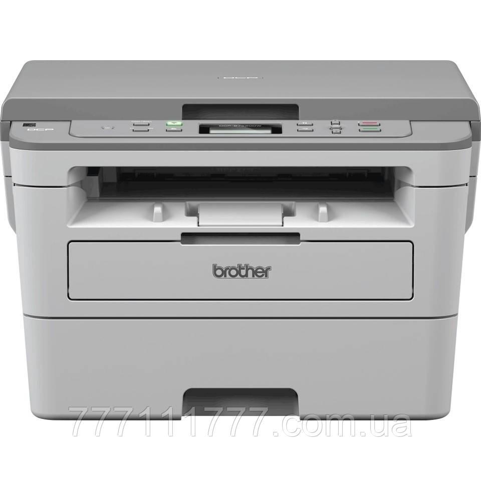 Лазерный принтер МФУ Brother DCP-B7520DW (DCPB7520DWYJ1)