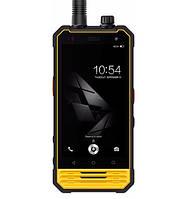 Неубиваемый Мобильный телефон Nomu t18 yellow 3/32ГБ