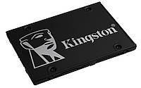 """Накопитель SSD 256GB Kingston KC600 2.5"""" SATAIII 3D TLC (SKC600/256G)"""