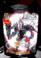"""9106  """"STRONIUS"""" Bionicle """"STAR SOLDIER"""" 52 дет."""
