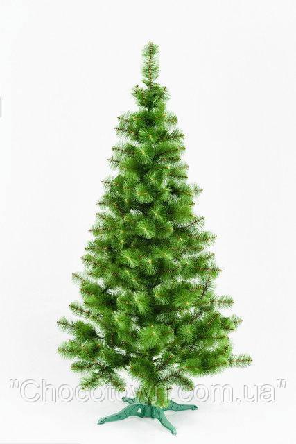 """Елка искусственная """"Сосна новогодняя"""" светло-зеленая 1,5 м AE"""