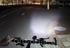 Велофара 7588 с Звуковым сигналом, фото 2