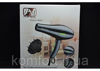 Большой фен Promotec PM-2301 (3000 Вт), фото 3