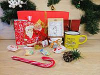 """Новогодний подарочный набор """"Christmas Coffee"""" с именным поздравительным письмом"""