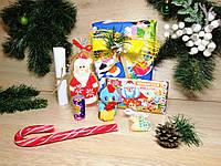 """Новогодний подарочный набор с поздравительной телеграммой """"Happy New Year Sweet Joy"""""""