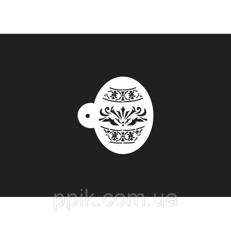 Трафарет пасхальный (10 см) №16