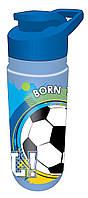 """706893 Бутылка для воды YES """"Born to play"""", 500 мл"""