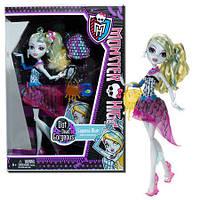 Кукла Monster High Lagoona Blue Dot Dead Gorgeous Монстер Хай Лагуна Блу Вечеринка в Горошек