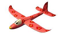 Планер метательный J-Color Nano Hawk 310мм c комплектом красок, фото 1