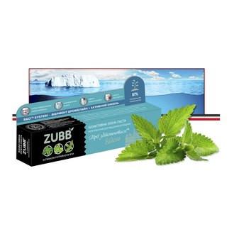 Зубна паста ZUBB Зі смаком потрійної м`яти