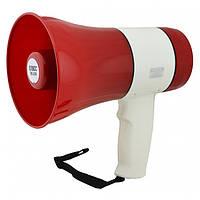 Громкоговоритель (рупор) UKC ER-22U Красный, фото 1