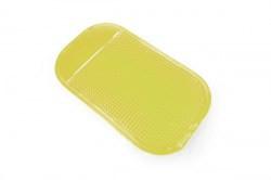 Нано-коврик антискользящий в авто NANO, Pad Anti-Slip yellow (желтый)