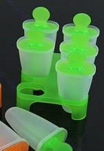 Форма для мороженного Plombir green (зеленый)