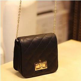 Сумка-клатч женская Dior black (черный)