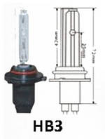 Ксеноновая лампа НВ3/9005 (1шт) 4300/5000/6000K