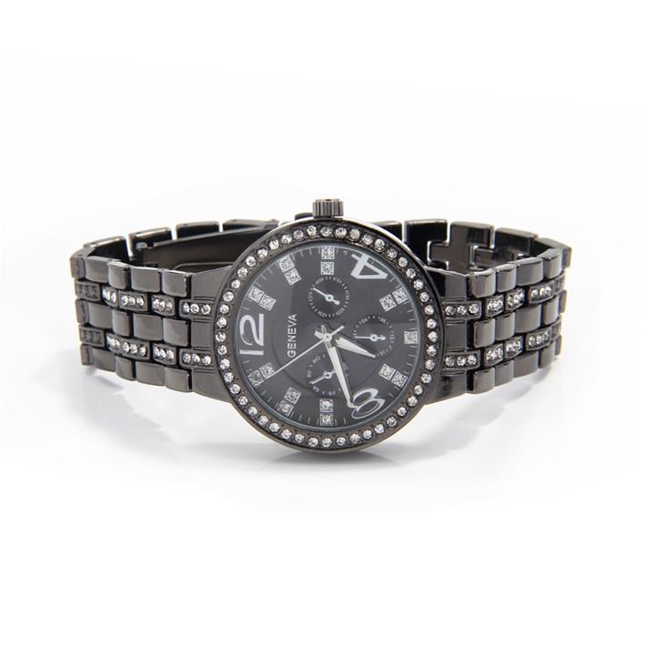 Часы GENEVA  Paidu Black Diamond