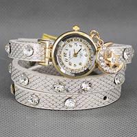 Часы женские Moon white, фото 1