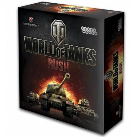Настольная игра «World of Tanks: Rush»