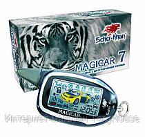 Сигнализация Sher-Khan Magicar  7
