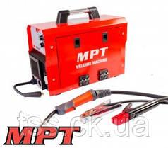 MPT  Сварочный аппарат полуавтомат инверторного типа 50-200 А, 1.6-4.0 мм, аксесс. 6 шт, Арт.: MIG2005