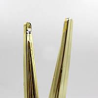 Уценка_Награда (приз) спортивная Z-C-827С (пластик, h-25,5см, b-5,5см, d кристала-4см, золото) Опт, розница.