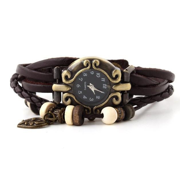 Часы женские AFRICA brown