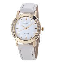 Часы женские Geneva Sapphire white, фото 1