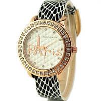 Часы женские Paris Castle black - white, фото 1