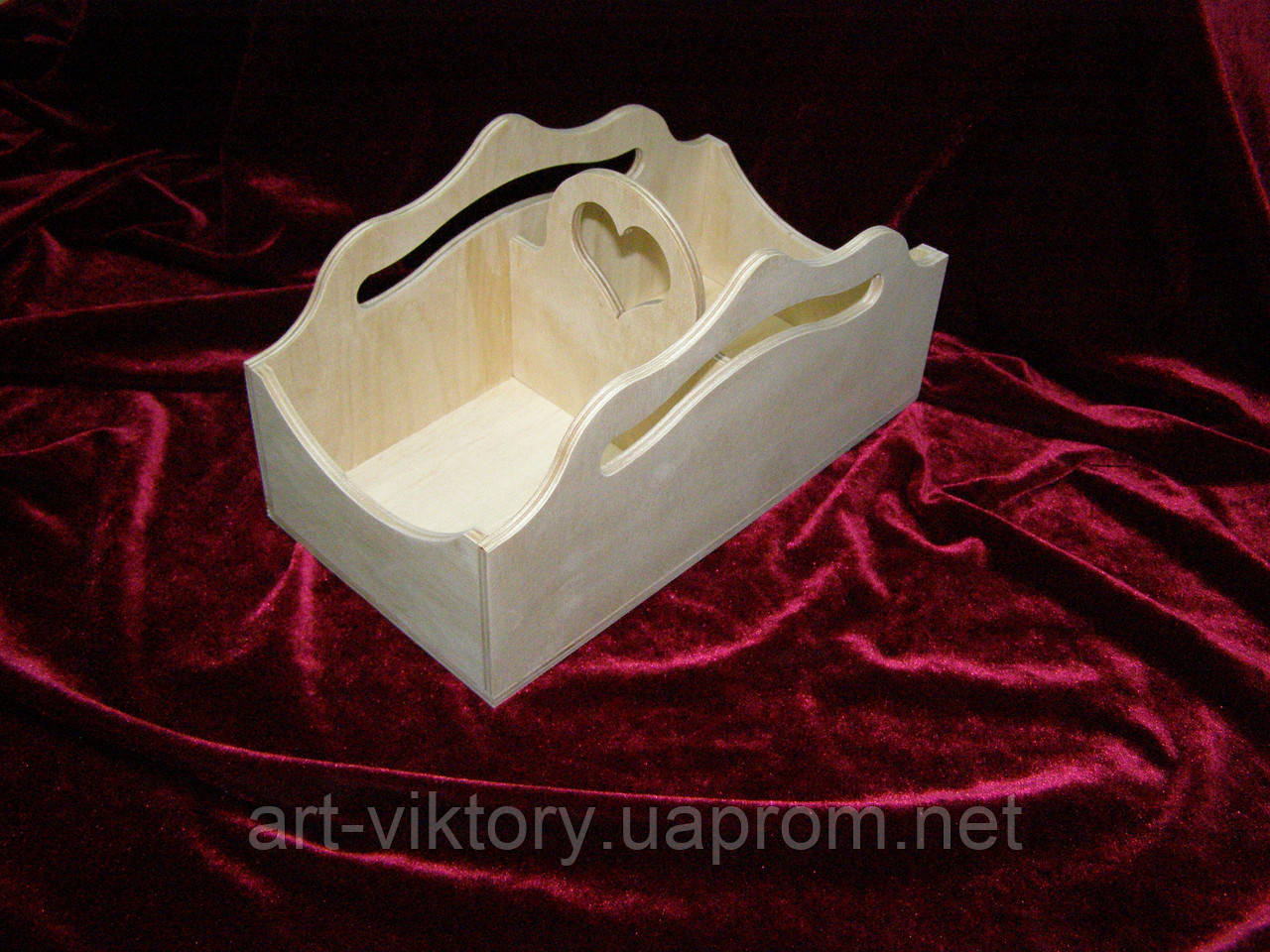 Короб спецовница (25 х 13 х 12 см)