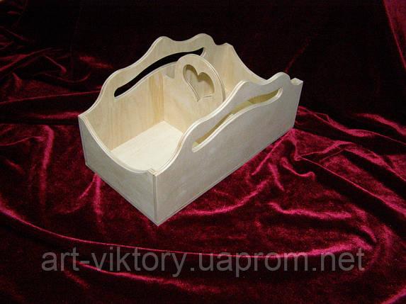 Короб спецовница (25 х 13 х 12 см), фото 2