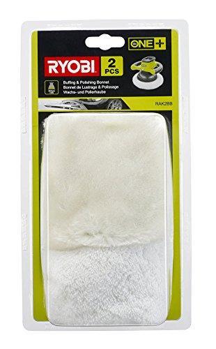 Буферный набор аксессуаров Ryobi RAK2BB - белый (2 предмета)