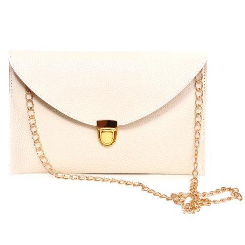 Клатч конверт сумочка Vega beige