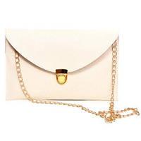 Клатч конверт сумочка Vega beige, фото 1