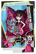Кукла Монстер Хай Дракулаура Летучая Мышь Monster High Ghoul-to-Bat Transformation Draculaura Doll, фото 3