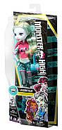 Кукла Монстер Хай Лагуна Блю Первый день в школе Monster High Signature Look Core Lagoona Blue Doll, фото 7