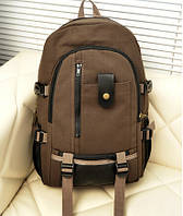 Рюкзак Bag Clever dark brown