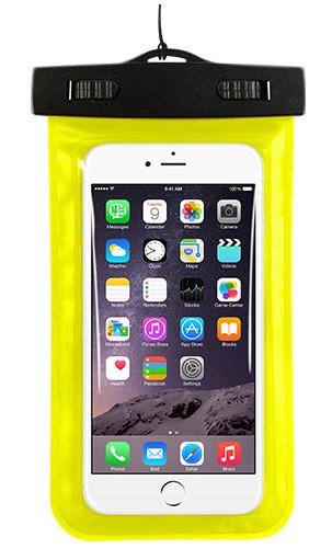 Чехол водонепроницаемый  DriftingBag yellow