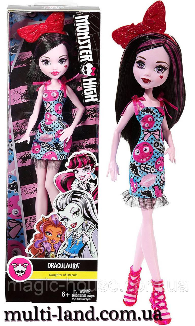 Кукла Монстер Хай Дракулаура Эмоджи Monster High Emoji Draculaura Doll