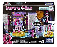 Конструктор Mega Bloks Monster High сцена Кэтти Нуар, фото 4