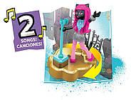 Конструктор Mega Bloks Monster High сцена Кэтти Нуар, фото 5