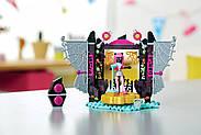 Конструктор Mega Bloks Monster High сцена Кэтти Нуар, фото 7