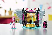 Конструктор Mega Bloks Monster High сцена Кэтти Нуар, фото 9